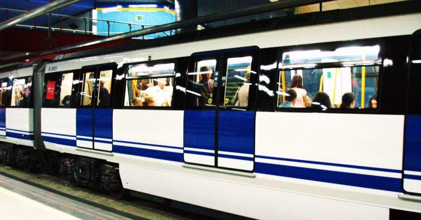 Metrosur detenido