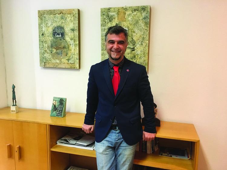 Entrevista Gabriel Ortega