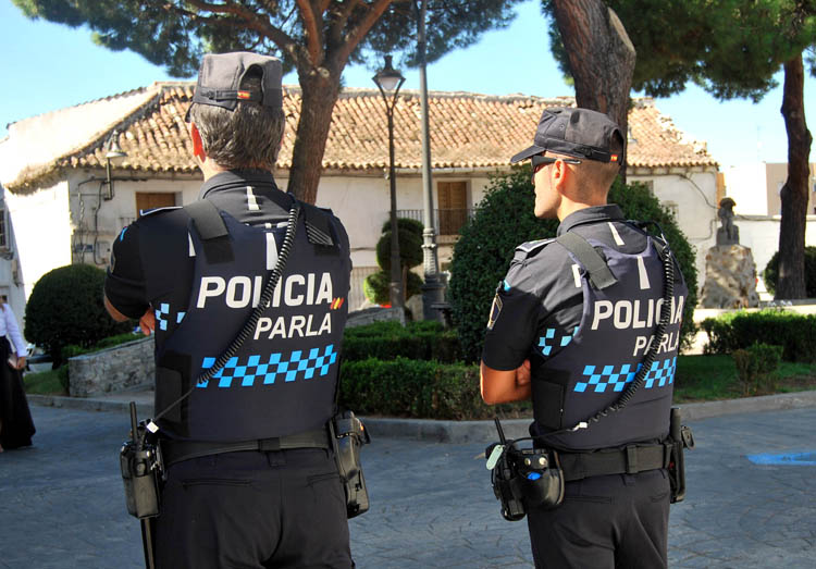 policias comisión servicio jubilaciones