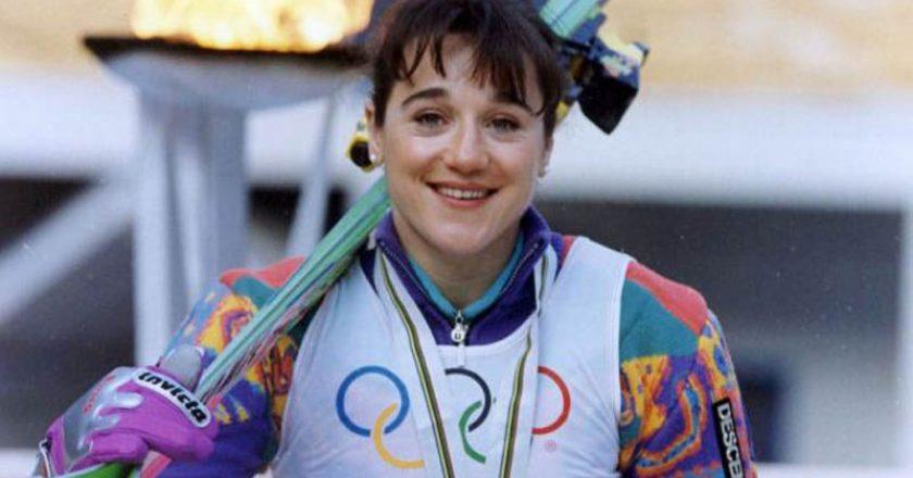 Alcorcon rinde homenaje a Blanca Fernandez Ochoa
