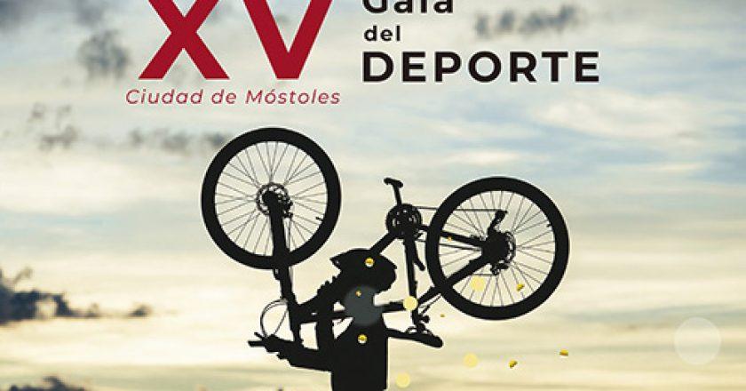 XV Gala del Deporte de Móstoles